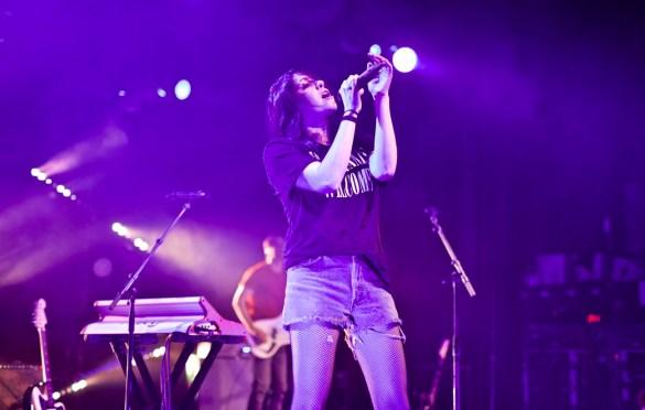 K.Flay // 4/5/17 El Rey Theatre // Photo by Derrick K. Lee,  Esq. (@Methodman13) for www.BlurredCulture.com.