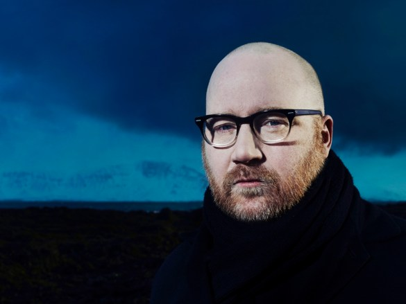 Jóhann Jóhannsson. Photo by Matthew Eisman. Courtesy of the Los Angeles Philharmonic. Used with permission.