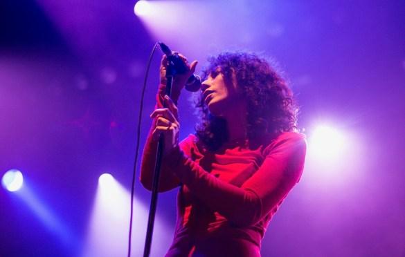 Tei Shi @ The Novo 3/23/17. Photo by Angelina Paldzyan. (@angelinapaldzyan) for www.BlurredCulture.com.
