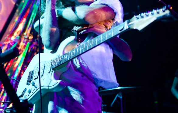 SWIMM @ The Hi Hat for Love You Down Fest 4/8/17 // Photo by Derrick K. Lee, Esq. (@Methodman13) for www.BlurredCulture.com.