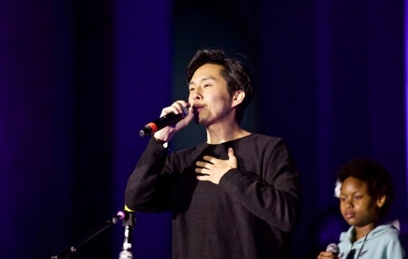 Justin Chon @ Identity LA. 5/6/2017 // Photo by Derrick K. Lee, Esq. (@Methodman13) for www.BlurredCulture.com.