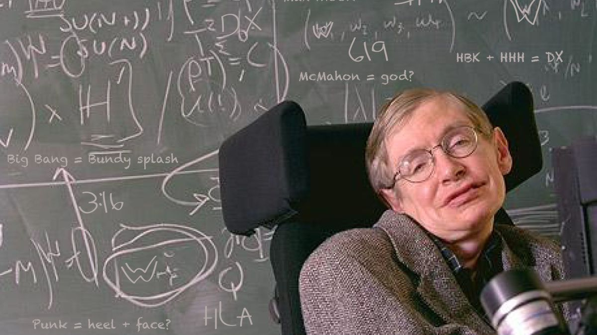 "Stephen Hawking Says ""Humans must leave earth within 100 years"""