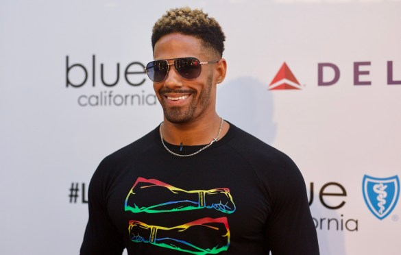 Darren Young @ L.A. PRIDE 2017 Red Carpet // Atmosphere // Photo by Derrick K. Lee, Esq. (@Methodman13)