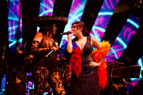 Graciela Beltrán & Carmen Jara @ L.A. PRIDE 6/10/17 // Photo by Derrick K. Lee, Esq. (@Methodman13)