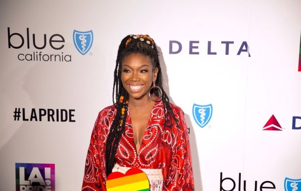 Brandy @ L.A. PRIDE 2017 Red Carpet // Atmosphere // Photo by Summer Dos Santos (@SummerDosSantos)