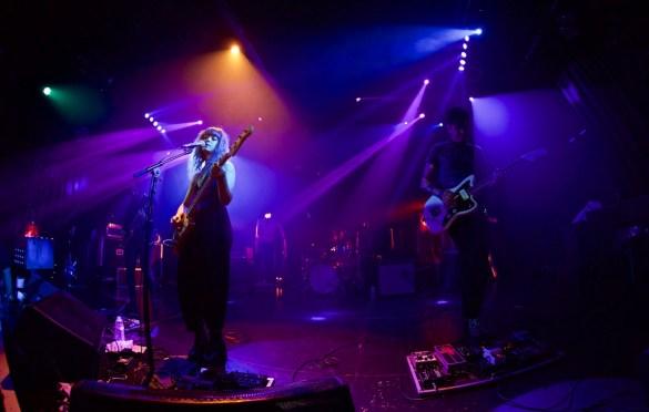 Brass Box at The Echoplex 6/13/17. Photo by Derrick K. Lee, Esq. (@Methodman13) for www.BlurredCulture.com.