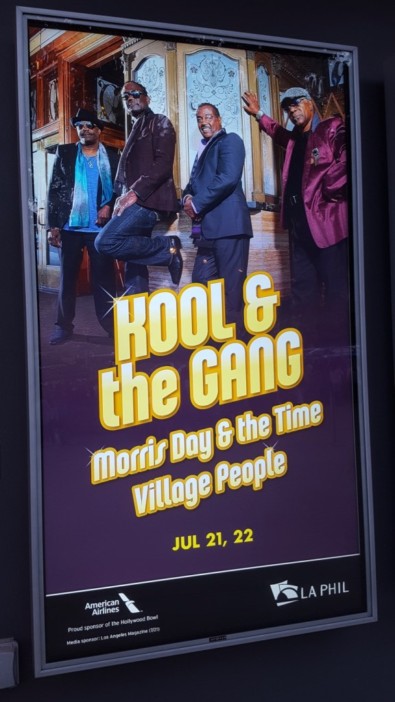 Kool & The Gang, Morris Day & The Time and Village People @ The Hollywood Bowl 7/21/17 | Marquee