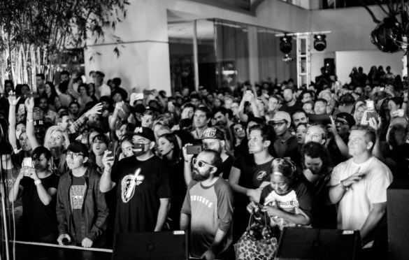 Elohim @ The Hammer Museum For Rebel Rebel Concert Series || July 20, 2017 || Photo by Justin James (@JustnJames_) for www.BlurredCulture.com.www.BlurredCulture.com.