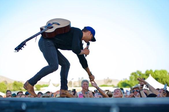 Luke Pell @ MuscleKingz Car Show & Concert at SilverLakes Sports Complex July 1, 2017 || Atmosphere. Photo by Derrick K. Lee, Esq. (@Methodman13) for www.BlurredCulture.com.