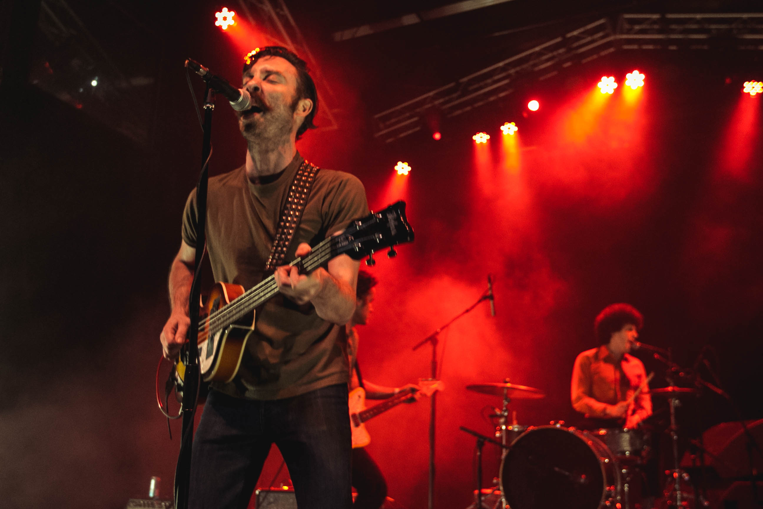 Black Lips Sound Tighter Now More Than Ever [PHOTOS] – Blurred Culture