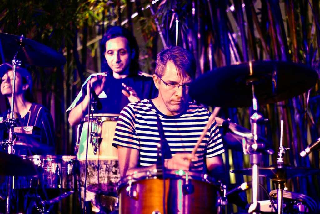 WARGIRL @ KRCW'S Summer Nights- Hammer Museum 7/6/17. Photo by Simone Jenkins (@simonemeetsworld) and edited by Derrick K. Lee, Esq. (@Methodman13) for www.BlurredCulture.com.