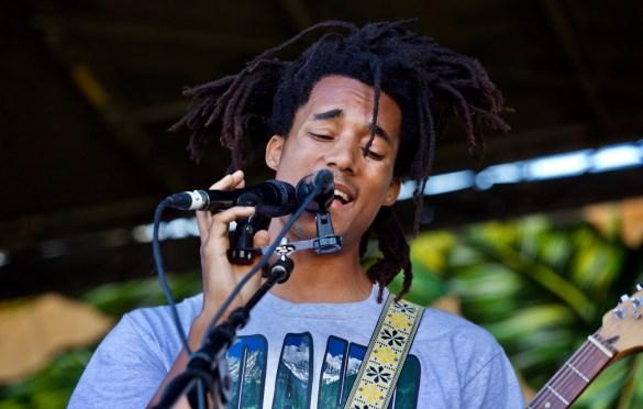 Conner Youngblood @ The Ohana Fest 9/9/17. Photo by Derrick K. Lee, Esq. (@Methodman13) for www.BlurredCulture.com.