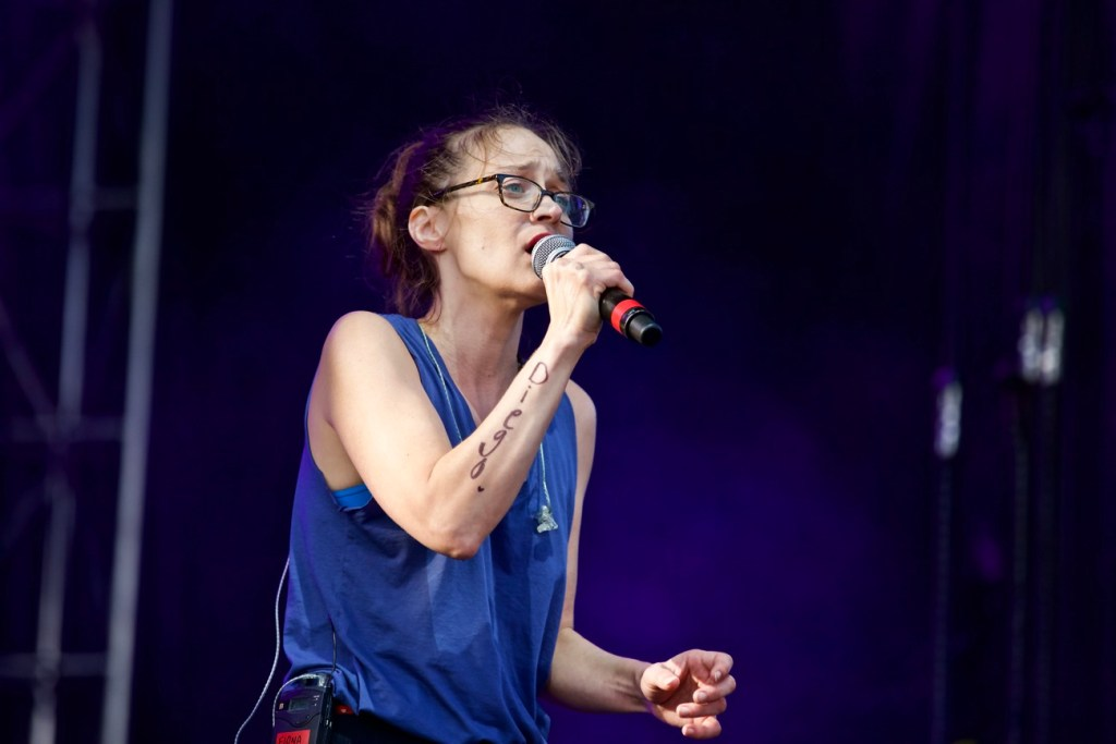 Fiona Apple @ The Ohana Fest 9/9/17. Photo by Derrick K. Lee, Esq. (@Methodman13) for www.BlurredCulture.com.