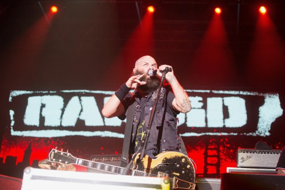 Rancid at It's Not Dead 2 @ Glen Helen Amphitheater 8/26/17. Photo by Elise Hillinger (@Ela_Fauxtow) for www.BlurredCulture.com.