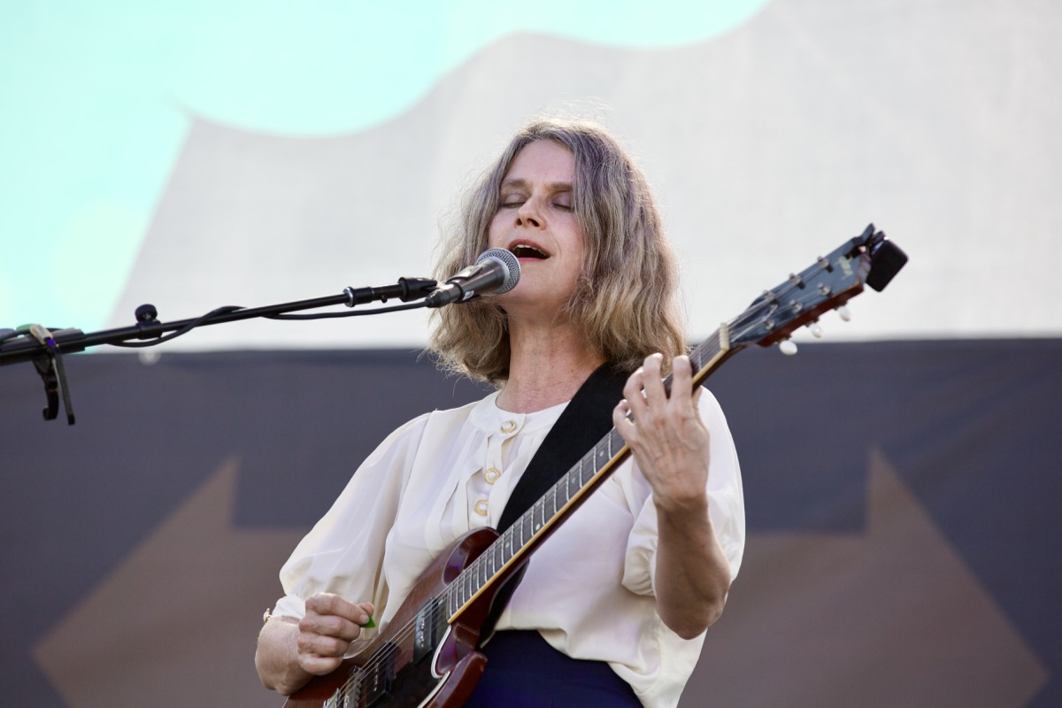 Juana Molina at Music Tastes Good 2017 9/30/17. Photo by Derrick K. Lee, Esq. (@Methodman13) for www.BlurredCulture.com.