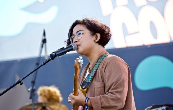 Jay Som at Music Tastes Good 2017 10/1/17. Photo by Derrick K. Lee, Esq. (@Methodman13) for www.BlurredCulture.com.