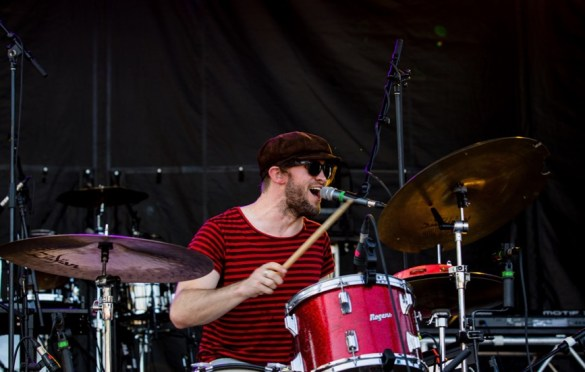 Jukebox The Ghost at Cayuga Sound (Stewart Park) 9/23/17. Photo by Cortney Armitage (@CortneyArmitage) for www.BlurredCulture.com.