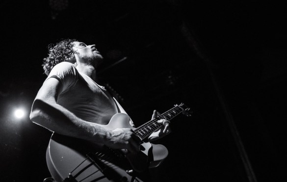 Black Pistol Fire at Bowery Ballroom 10/22/17. Photo by Cortney Armitage (@CortneyArmitage) for www.BlurredCulture.com.
