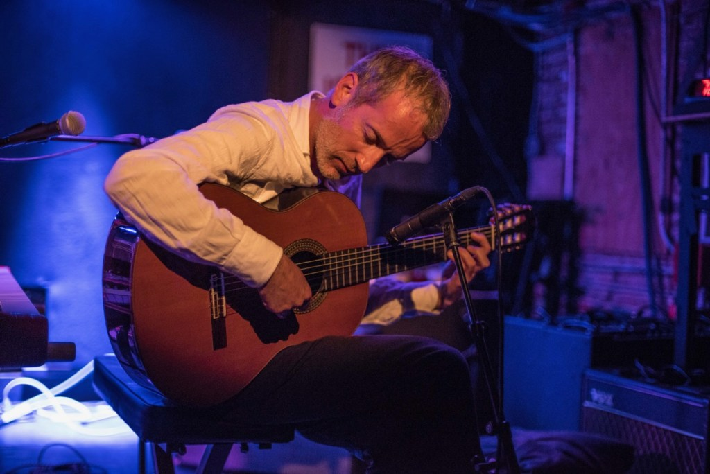 Joon Moon @ Mercury Lounge 9/29/17.Photo by Mike Golembo (@Instalembo) for www.BlurredCulture.com.