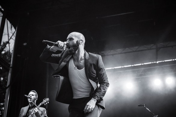 X Ambassadors at Cayuga Sound (Stewart Park) 9/23/17. Photo by Cortney Armitage (@CortneyArmitage) for www.BlurredCulture.com.