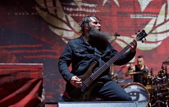 Stone Sour @ Ozzfest Meets Knotfest 11/5/17. Photo by Derrick K. Lee, Esq. (@Methodman13) for www.BlurredCulture.com.