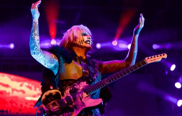 Rob Zombie @ Ozzfest Meets Knotfest 11/5/17. Photo by Derrick K. Lee, Esq. (@Methodman13) for www.BlurredCulture.com.