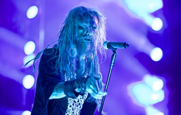 Rob Zombie @ Ozzfest Meets Knotfest 11/5/17. Photo by Derrick K. Lee, Esq. (@Methodman13) for www.BlurredCulture.com.