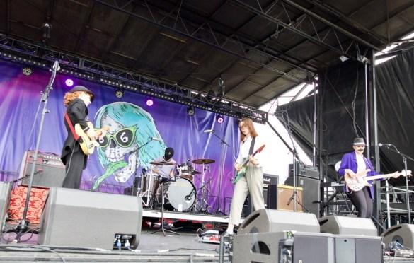 The Regrettes at The Growlers Six 10/29/17. Photo by Derrick K. Lee, Esq. (@Methodman13) for www.BlurredCulture.com.