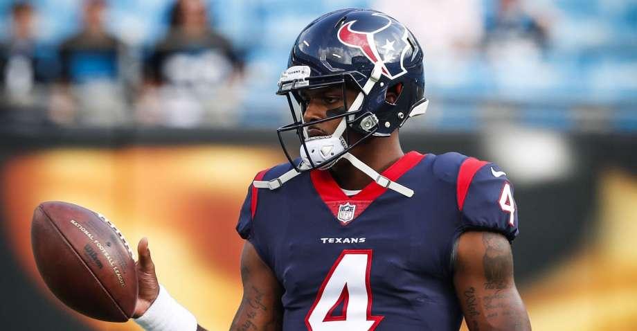 Texans QB Deshaun Watson tears ACL in practice