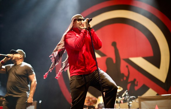 Prophets of Rage @ Ozzfest Meets Knotfest 11/5/17. Photo by Derrick K. Lee, Esq. (@Methodman13) for www.BlurredCulture.com.