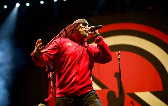 Prophets of Rage @ Ozzfest Meets Knotfest 11/4/17. Photo by Derrick K. Lee, Esq. (@Methodman13) for www.BlurredCulture.com.