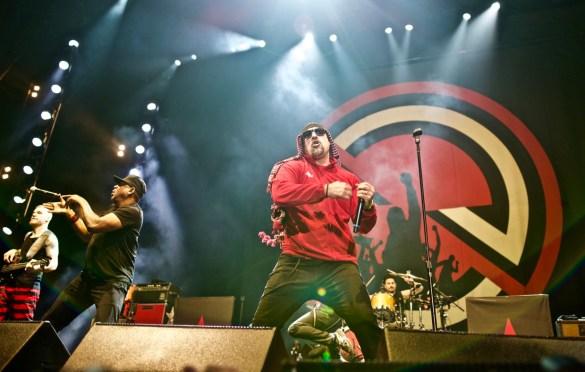 Prophets of Rage @ Ozzfest Meets Knotfest 11/5/17. Photo by Derrick K. Lee, Esq. (@Methodman13) for www.BlurredCulture.com.