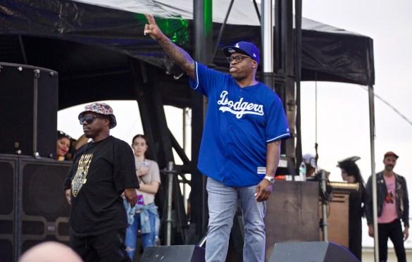 Geto Boys at The Growlers Six 10/29/17. Photo by Derrick K. Lee, Esq. (@Methodman13) for www.BlurredCulture.com.