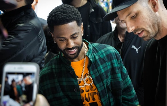 Big Sean at COMPLEXCON @ Long Beach Convention Center 11/4/17 - 11/5/17. Photo by Markie Escalante (@Markie818) for www.BlurredCulture.com.