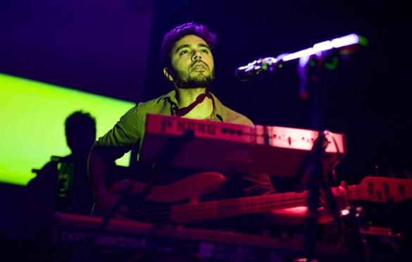 SWIMM @ The Moroccan Lounge 12/3/17. Photo by Derrick K. Lee, Esq. (@Methodman13) for www.BlurredCulture.com.