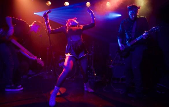 New Evil @ The Echo 11/25/17. Photo by Derrick K. Lee, Esq. (@Methodman13) for www.BlurredCulture.com.