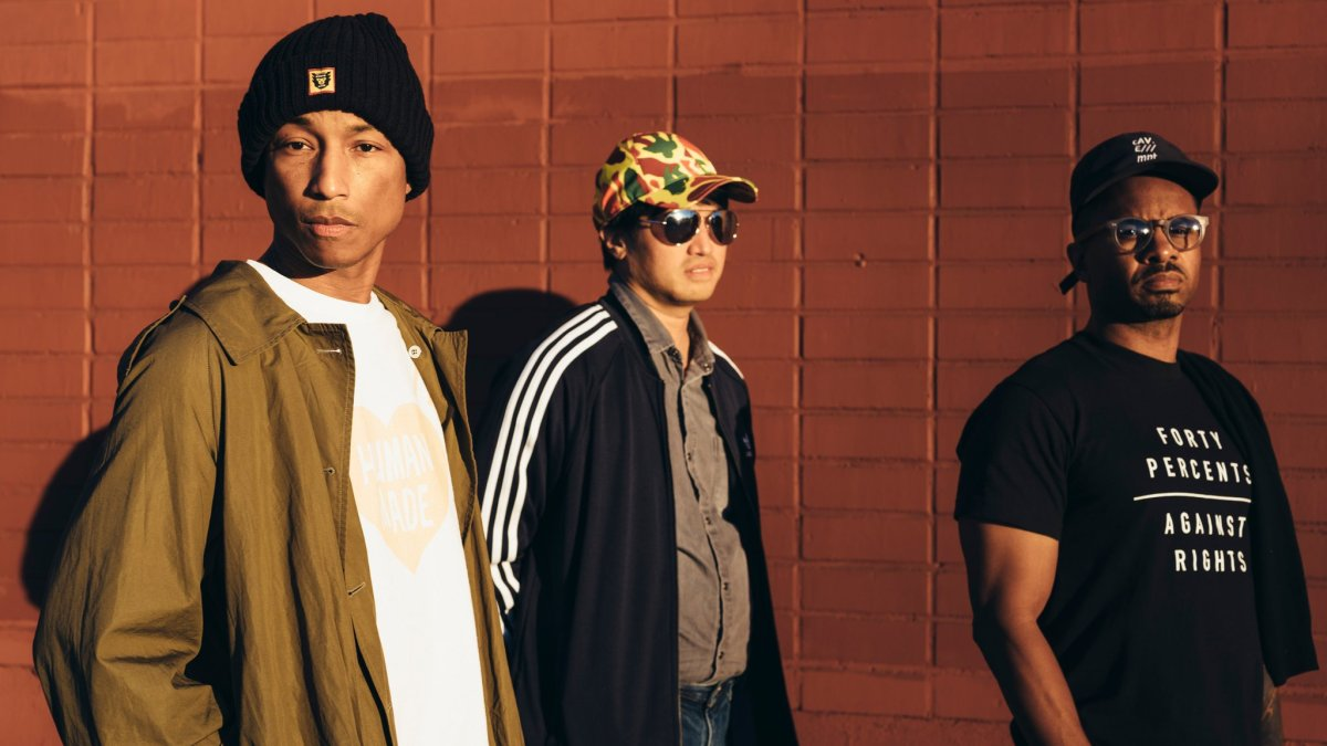 N.E.R.D. Returns to the Stage on 'Jimmy Kimmel Live!'