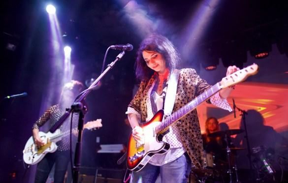 Ninet Tayeb @ The Moroccan Lounge 12/12/17. Photo by Derrick K. Lee, Esq. (@Methodman13) for www.BlurredCulture.com.
