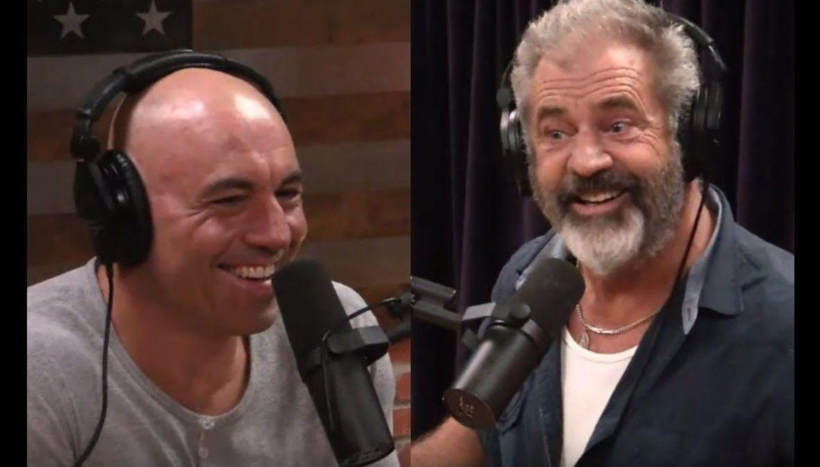 Joe Rogan Experience with Mel Gibson