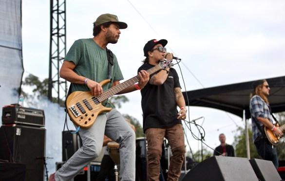 Tomorrows Bad Seeds. One Love Cali Reggae Fast 2018 @ The Queen Mary 2/10/18. Photo by Derrick K. Lee, Esq. (@Methodman13) for www.BlurredCulture.com.