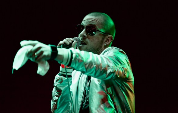 Collie Buddz. One Love Cali Reggae Fast 2018 @ The Queen Mary 2/10/18. Photo by Derrick K. Lee, Esq. (@Methodman13) for www.BlurredCulture.com.