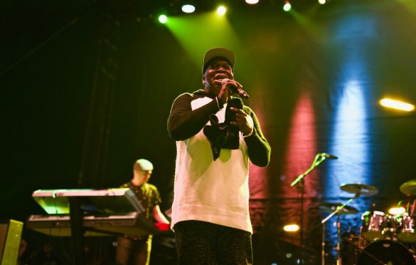 Barrington Levy. One Love Cali Reggae Fast 2018 @ The Queen Mary 2/11/18. Photo by Derrick K. Lee, Esq. (@Methodman13) for www.BlurredCulture.com.