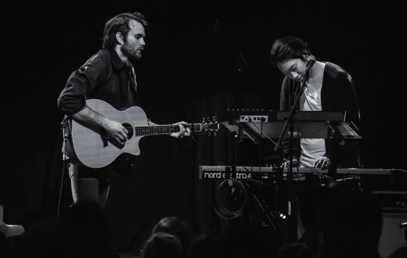 Handsome Ghost at Bowery Ballroom 2/17/18. Photo by Cortney Armitage (@CortneyArmitage) for www.BlurredCulture.com.