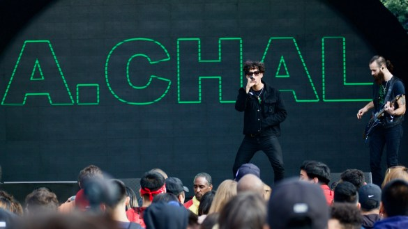 A.Chal @ Air + Style 3/3/18. Photo by Derrick K. Lee, Esq. (@Methodman13) for www.BlurredCulture.com.