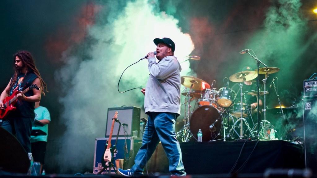Josh Heinrichs. One Love Cali Reggae Fast 2018 @ The Queen Mary 2/10/18. Photo by Derrick K. Lee, Esq. (@Methodman13) for www.BlurredCulture.com.