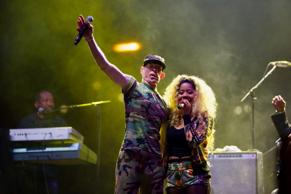 Yellowman. One Love Cali Reggae Fast 2018 @ The Queen Mary 2/11/18. Photo by Derrick K. Lee, Esq. (@Methodman13) for www.BlurredCulture.com.