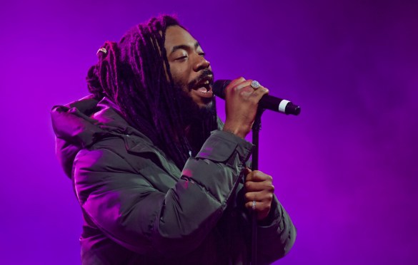 DRAM @ Air + Style 3/3/18. Photo by Derrick K. Lee, Esq. (@Methodman13) for www.BlurredCulture.com.
