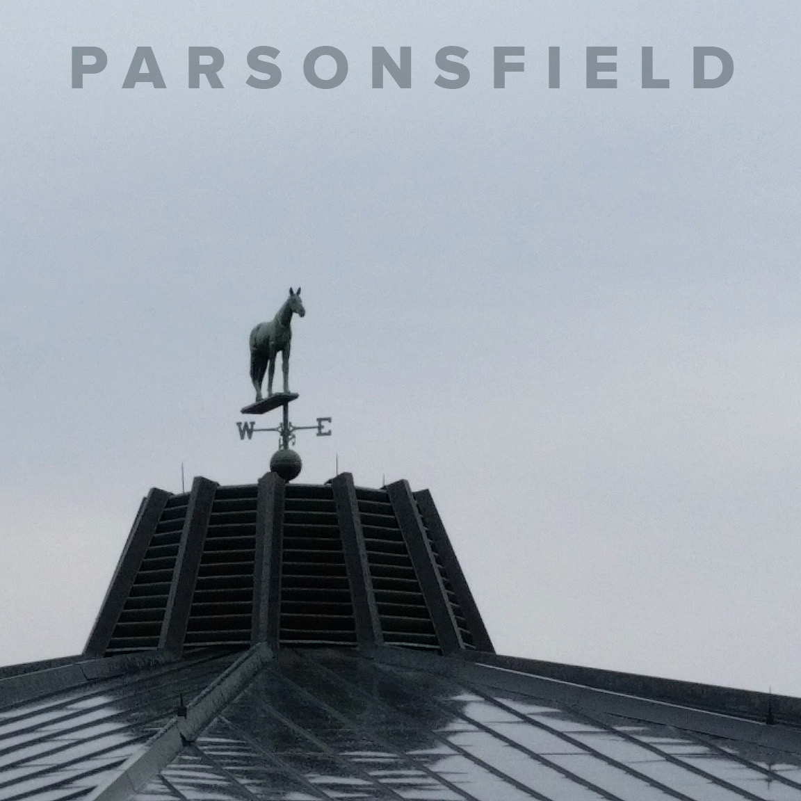 "Parsonfield's ""We"". Album cover."