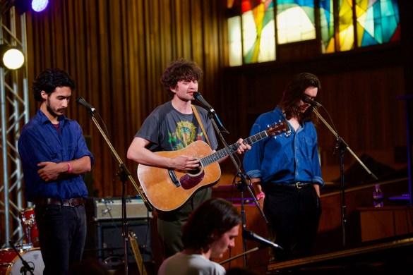 Flyte @ Central Presbyterian Church for SXSW 3/14/18. Photo by Derrick K. Lee, Esq. (@Methodman13) for www.BlurredCulture.com.