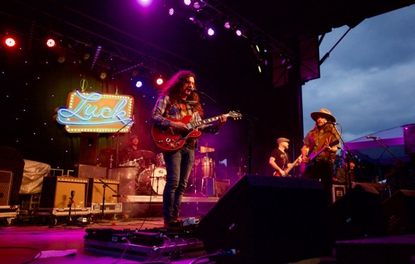 Kurt Vile at Luck Reunion 3/15/18. Photo by Derrick K. Lee, Esq. (@Methodman13) for www.BlurredCulture.com.